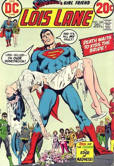 Superman's Girl Friend, Lois Lane Vol 1 128