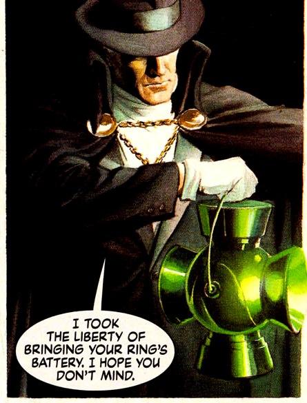 Phantom Stranger (Justice)