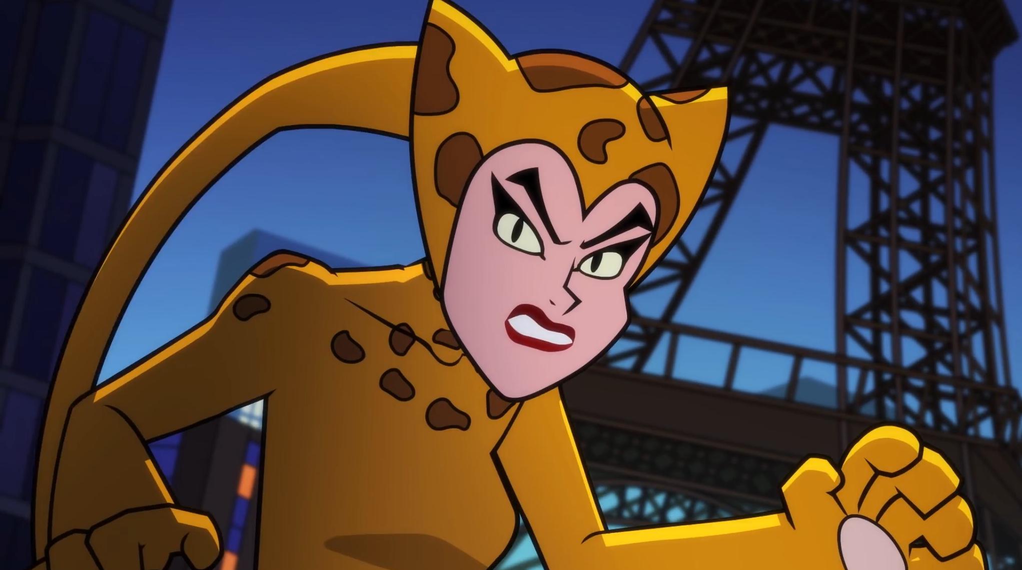 Priscilla Rich (DC Super Friends Web Series)