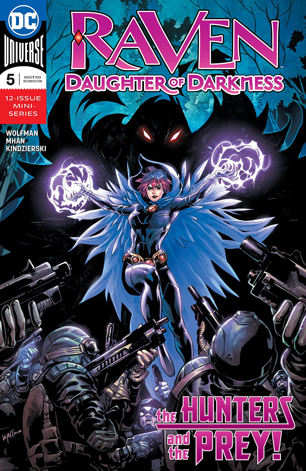 Raven: Daughter of Darkness Vol 1 5