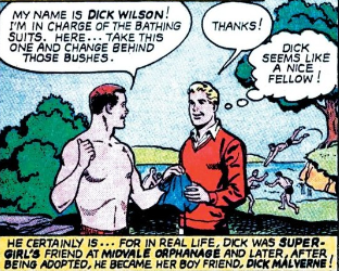 Richard Wilson (Earth-332)