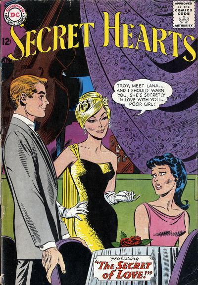 Secret Hearts Vol 1 86