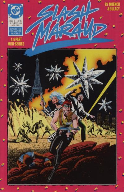 Slash Maraud Vol 1 6