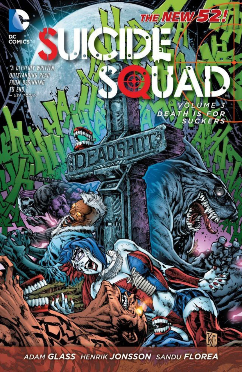 Suicide Squad: Death is for Suckers (Collected)