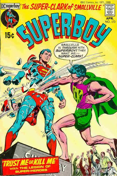 Superboy Vol 1 173