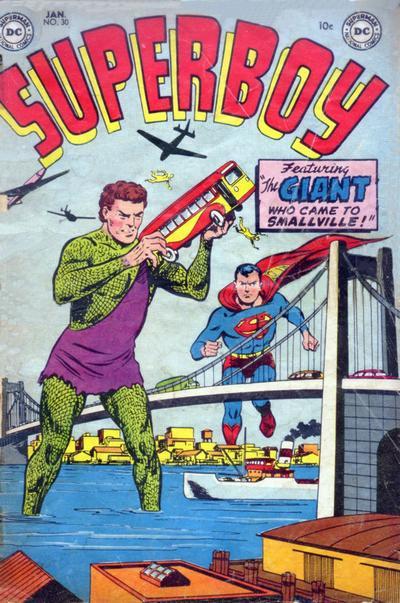 Superboy Vol 1 30