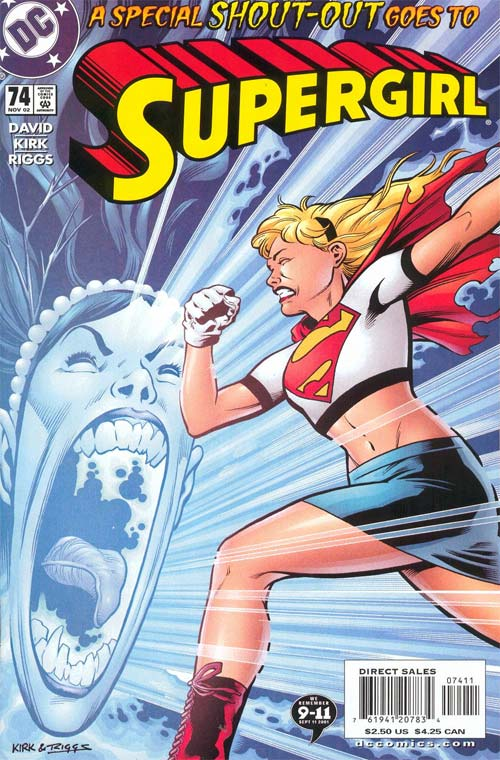 Supergirl Vol 4 74