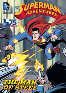 Superman Adventures The Man of Steel (Collected)