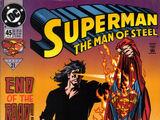 Superman: The Man of Steel Vol 1 45