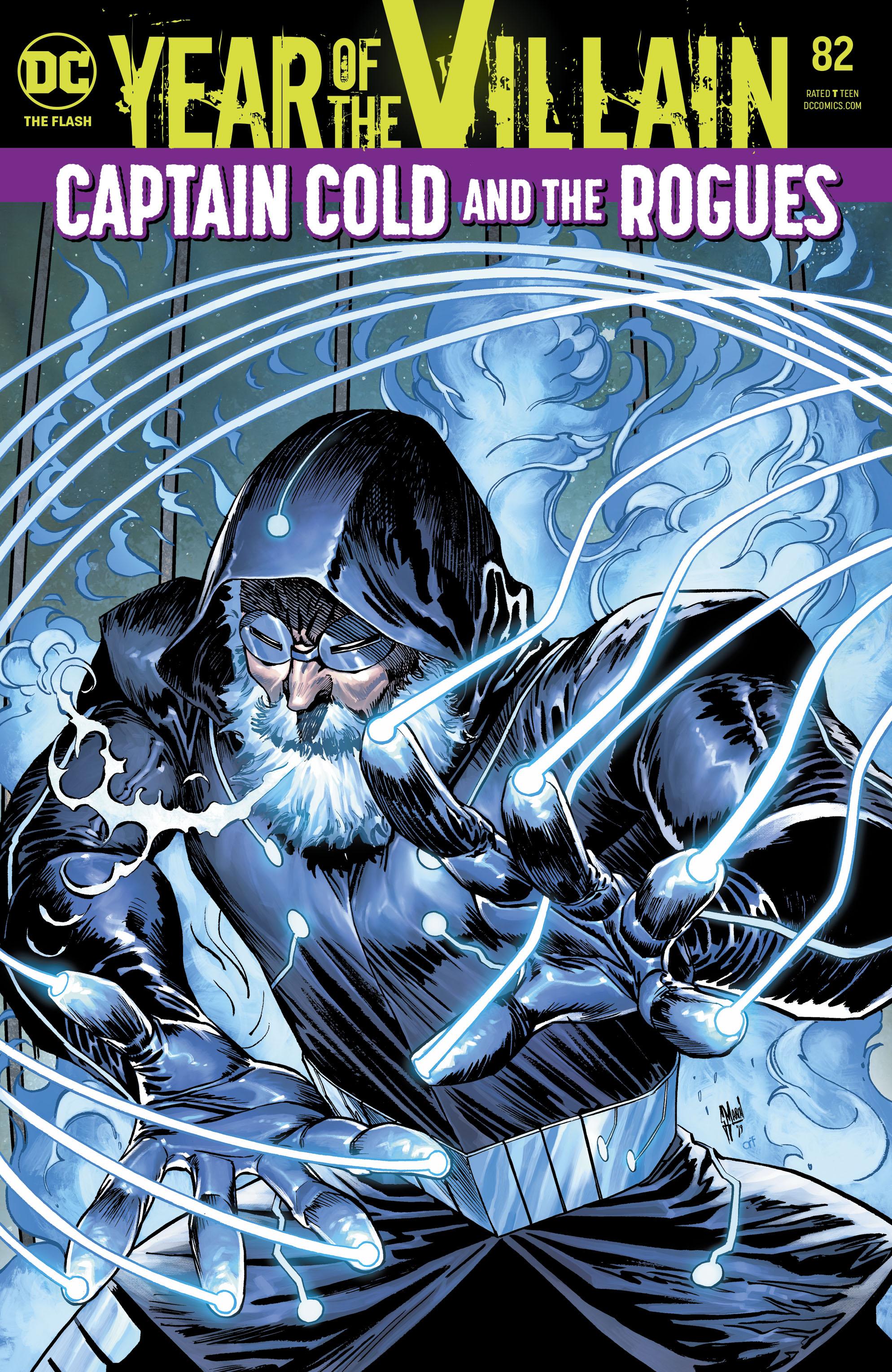 The Flash Vol 5 82
