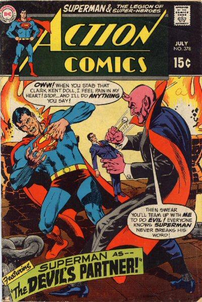 Action Comics Vol 1 378