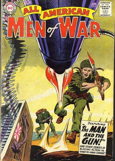 All-American Men of War Vol 1 68