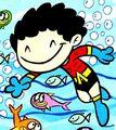 Aqualad Tiny Titans 001