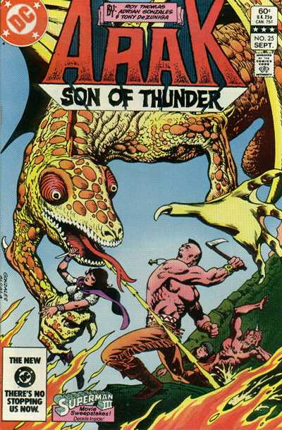 Arak: Son of Thunder Vol 1 25