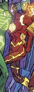 Barry Allen The Birds of Christmas Past, Present and Future 0001