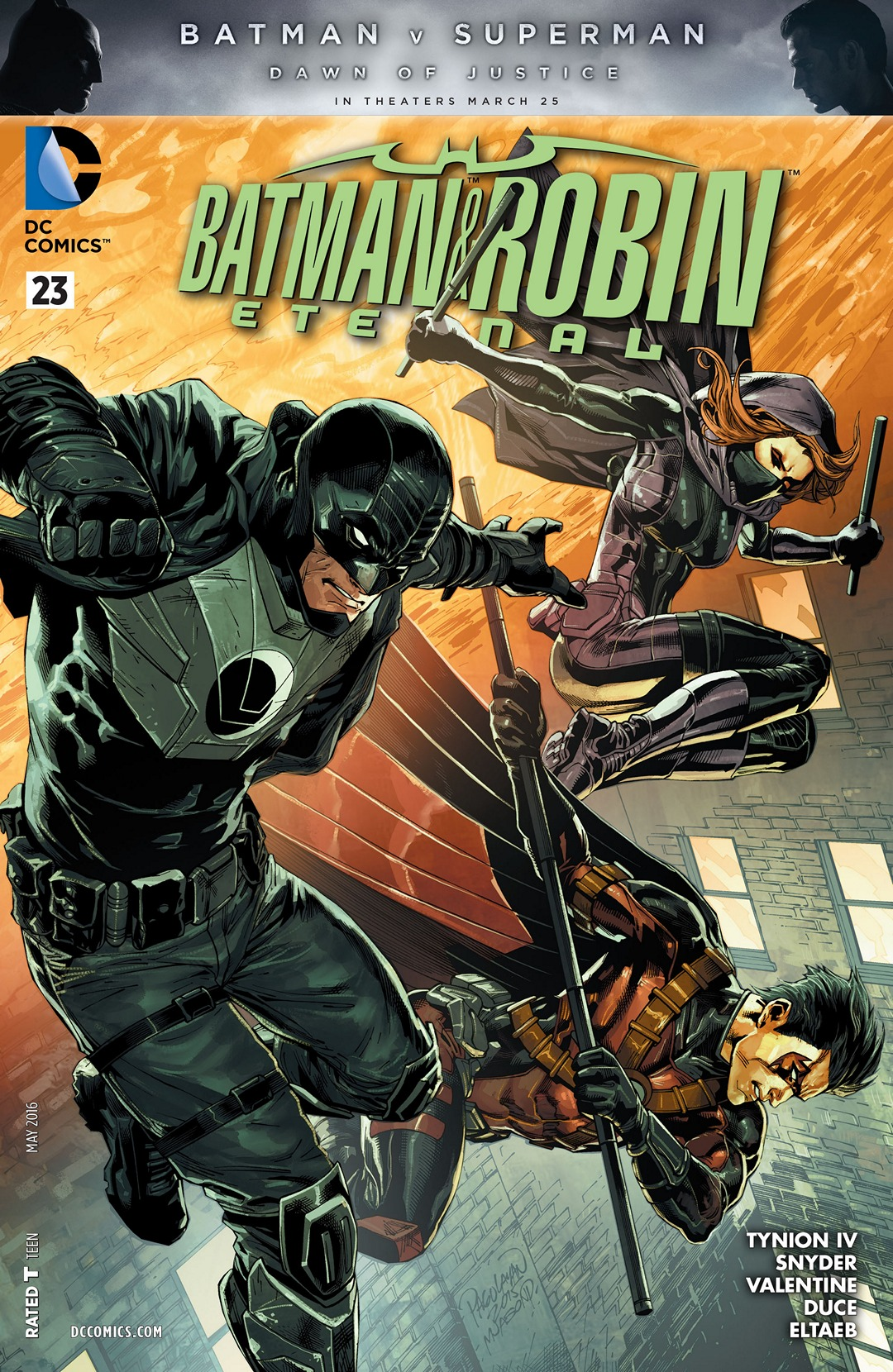 Batman & Robin Eternal Vol 1 23