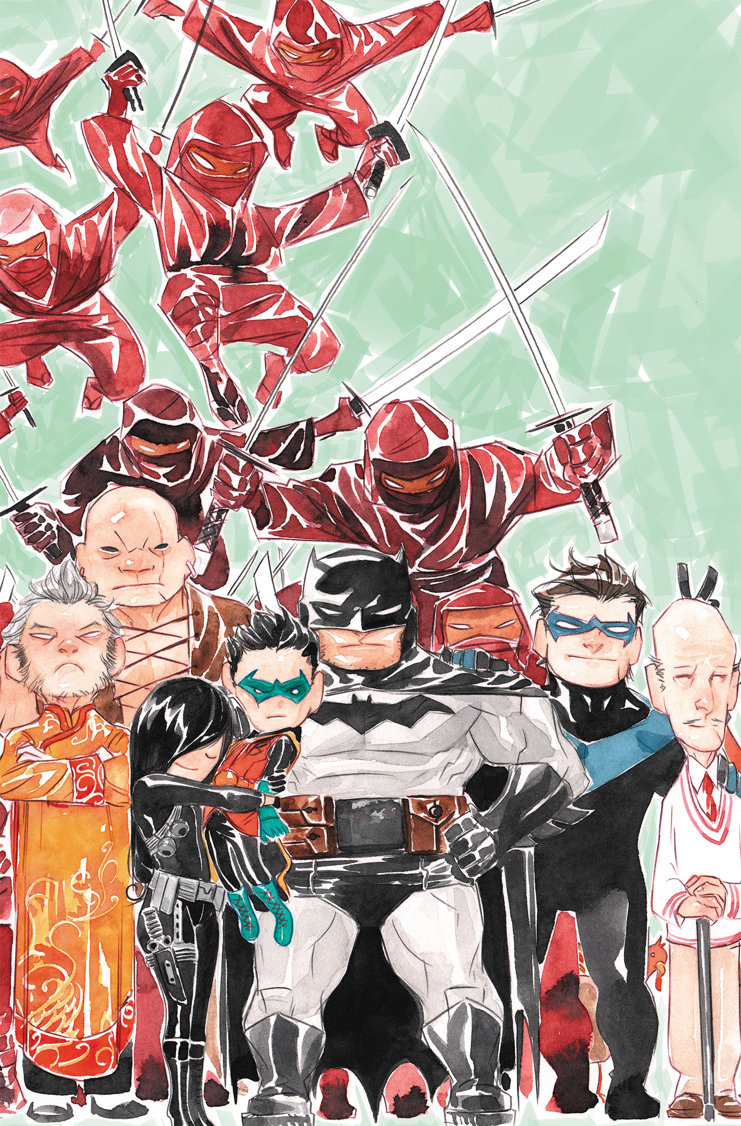 League of Assassins (Lil Gotham)