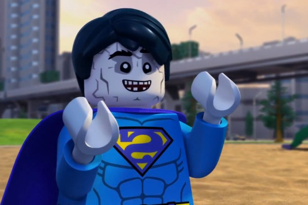 Bizarro (Lego DC Heroes)