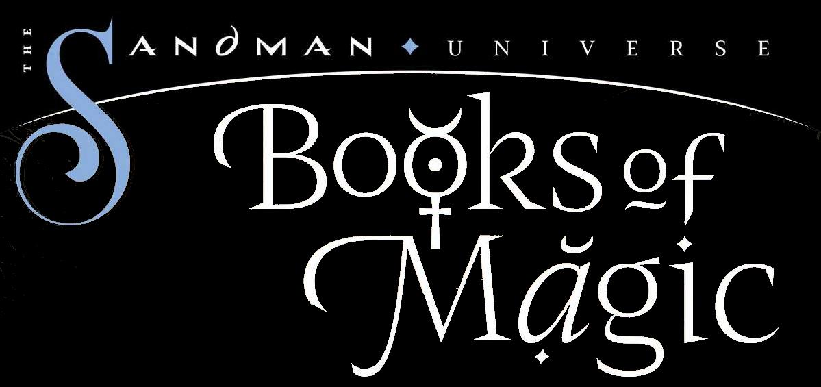 Books of Magic Vol 3