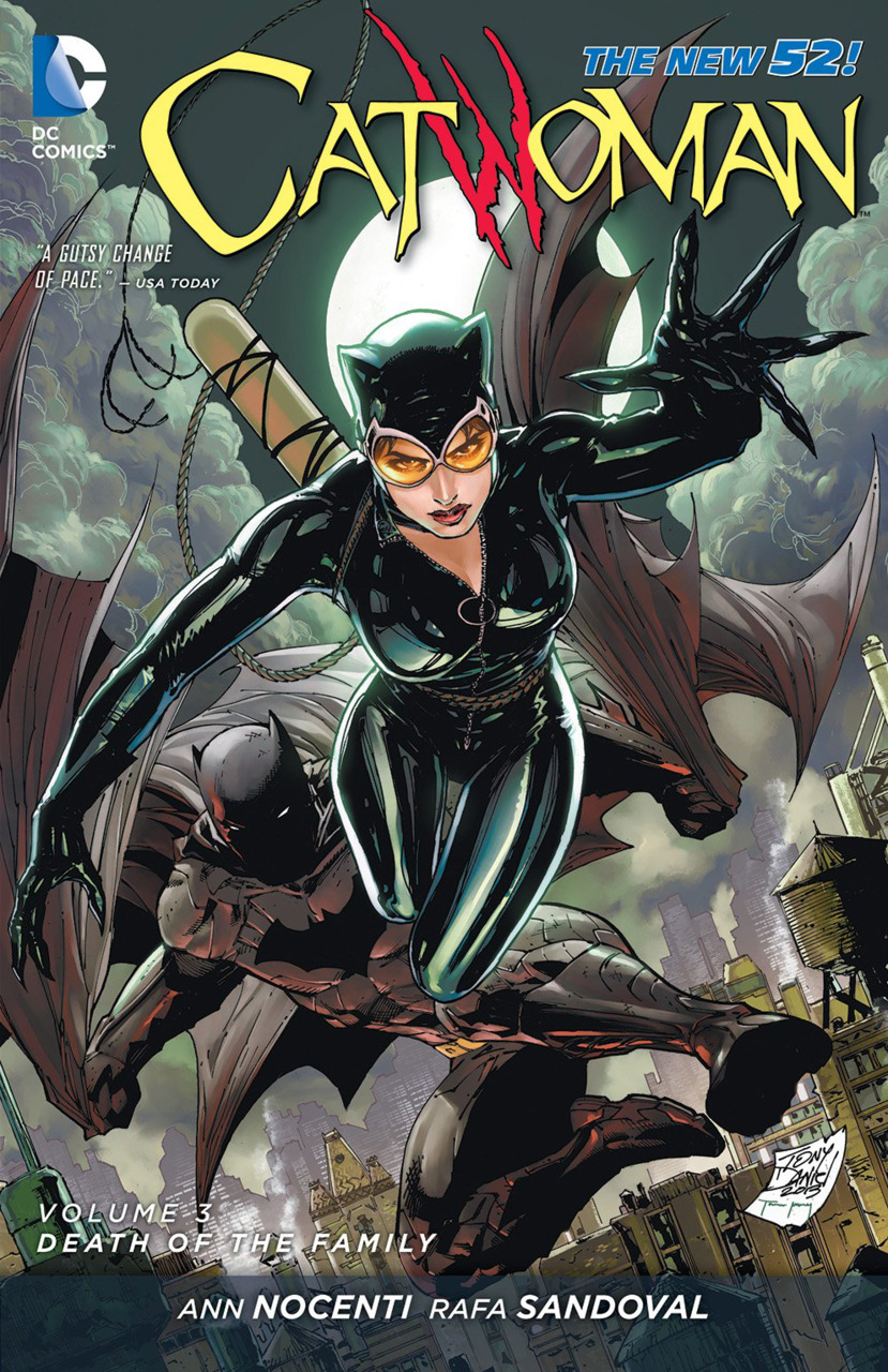 Catwoman: Death of the Family (Collected)