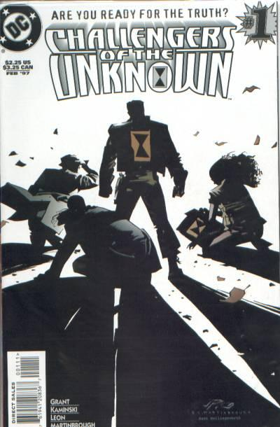 Challengers of the Unknown Vol 3