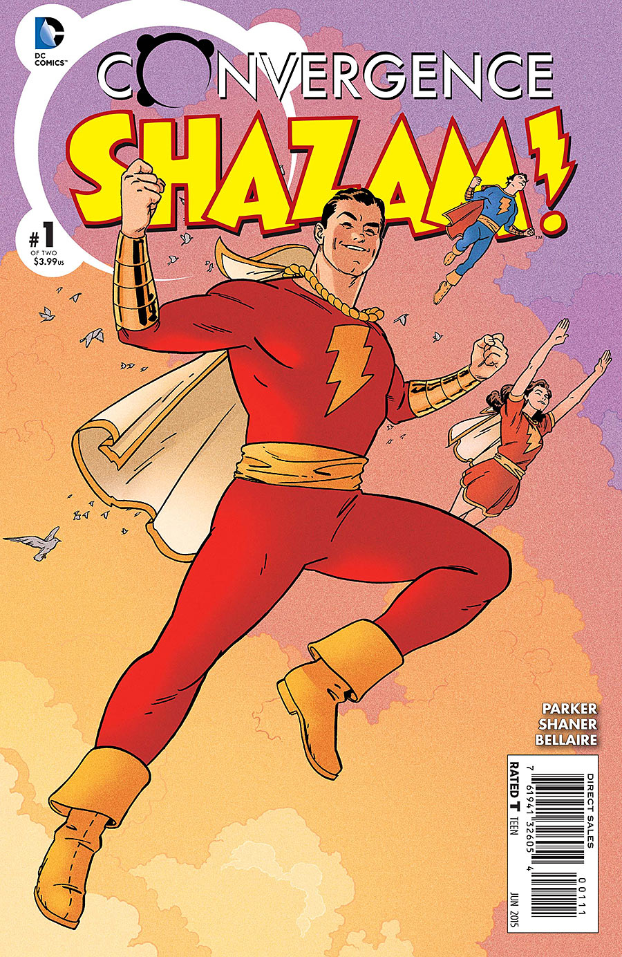 Convergence: Shazam! Vol 1