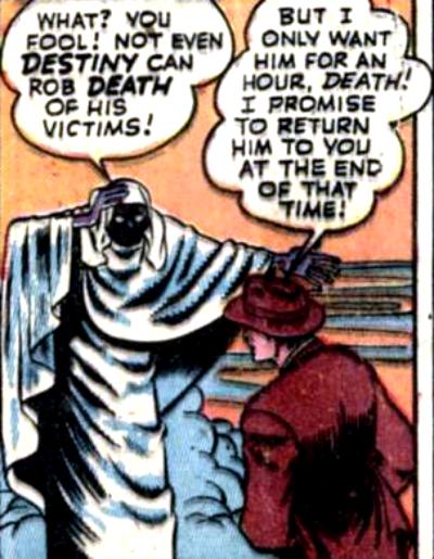 Death (Quality Universe)