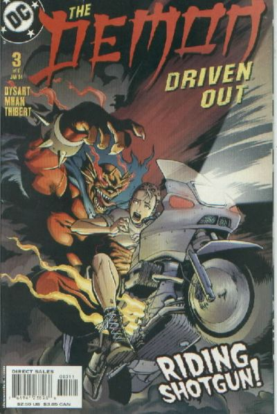 The Demon: Driven Out Vol 1 3