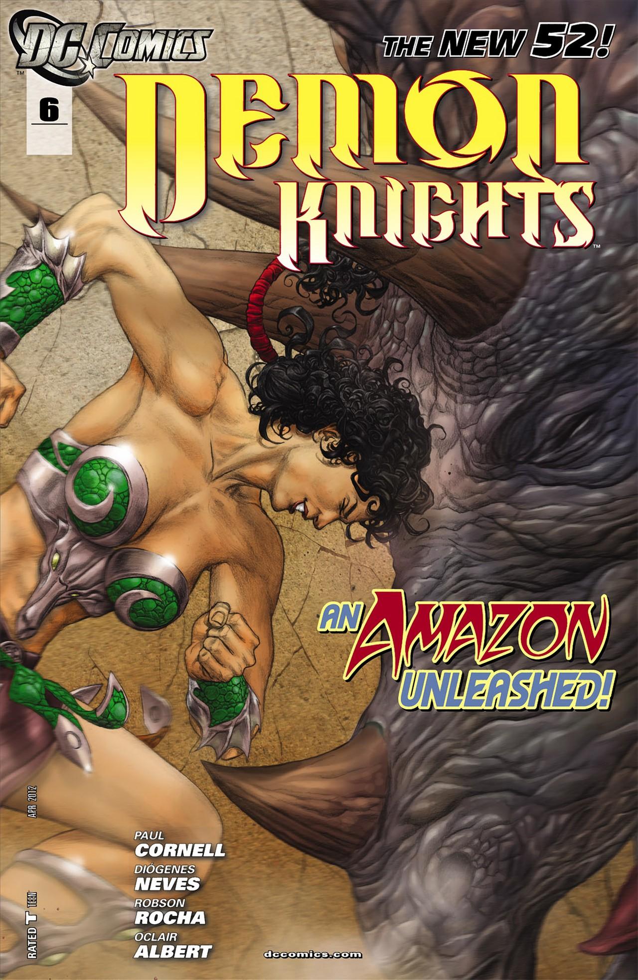 Demon Knights Vol 1 6