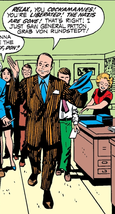 Don Rickles (Earth-One)