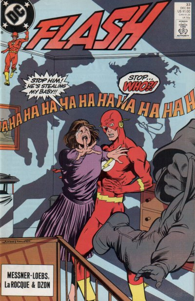 The Flash Vol 2 33