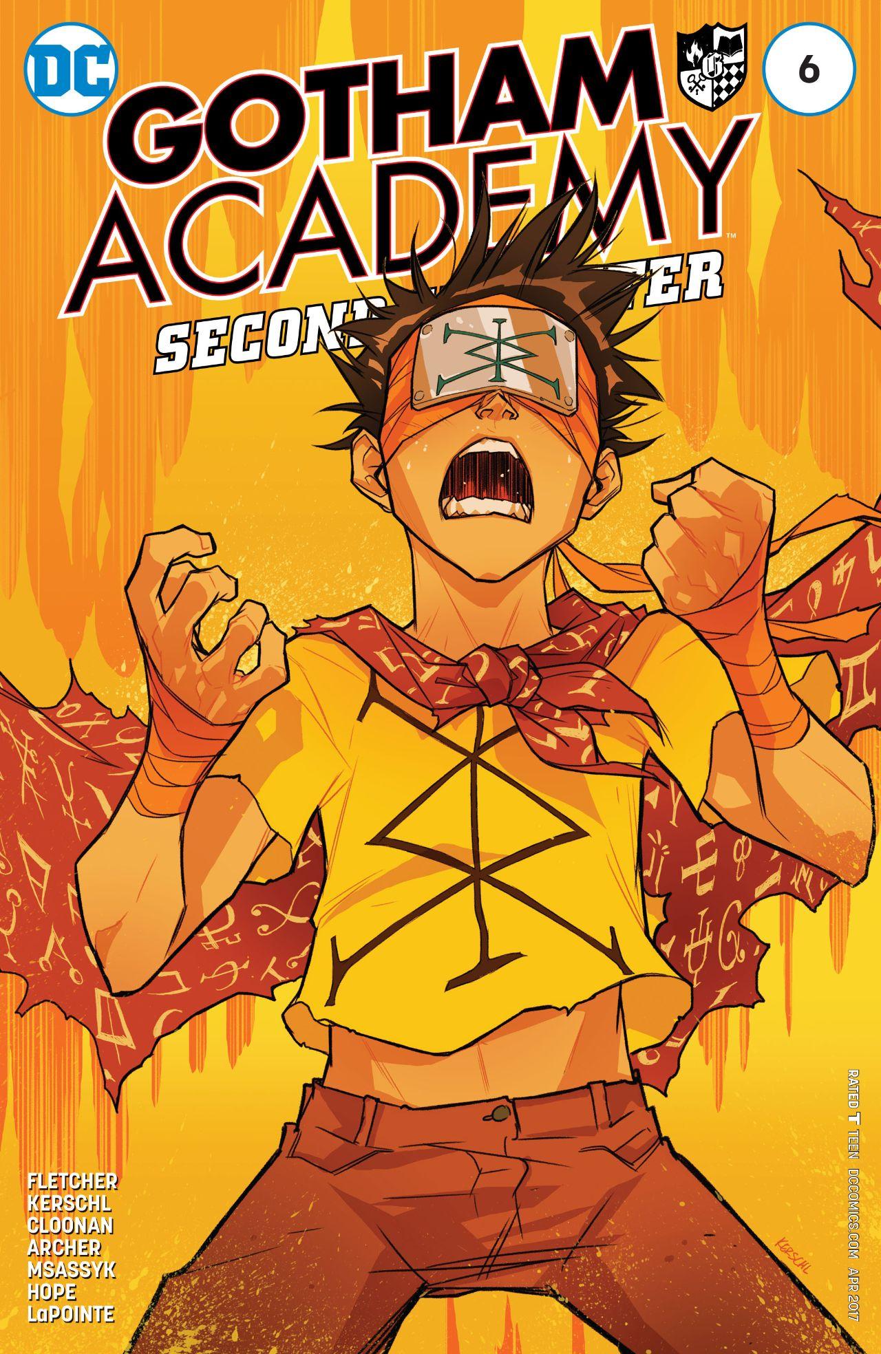 Gotham Academy: Second Semester Vol 1 6