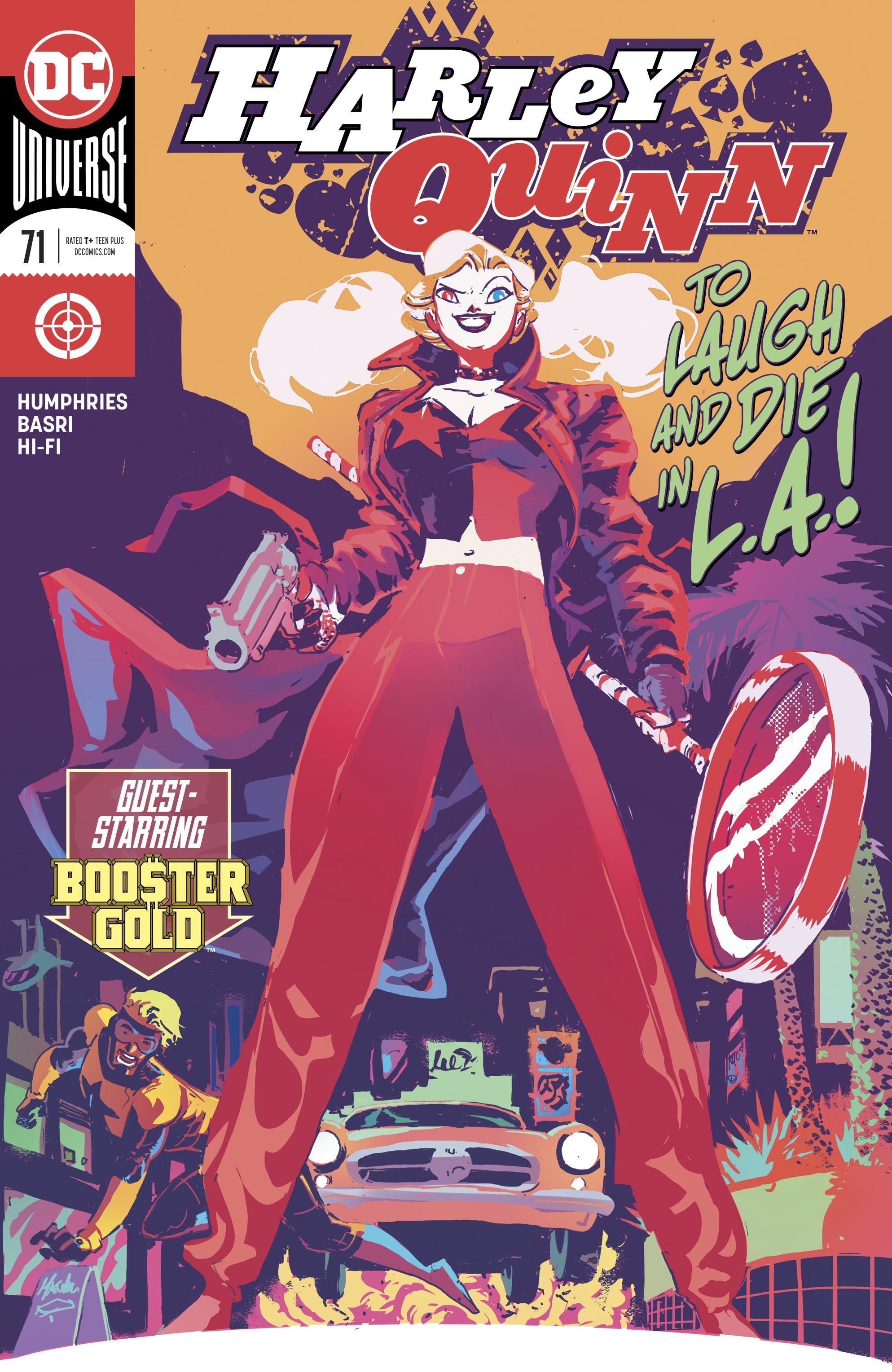 Harley Quinn Vol 3 71