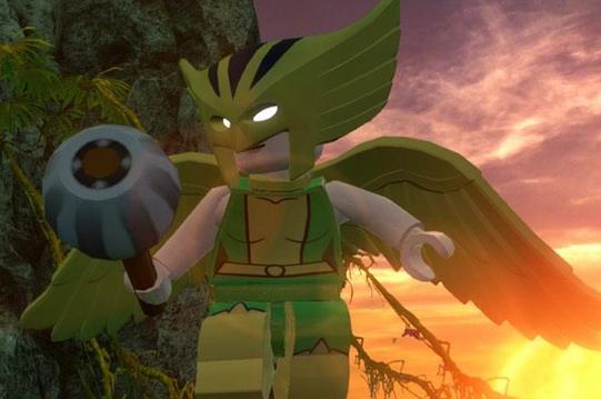 Shayera Hol (Lego Batman)