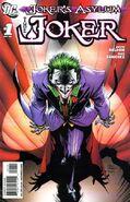 Joker's Asylum The Joker 1