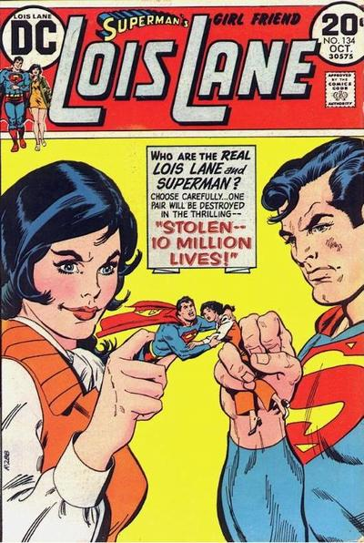 Superman's Girl Friend, Lois Lane Vol 1 134