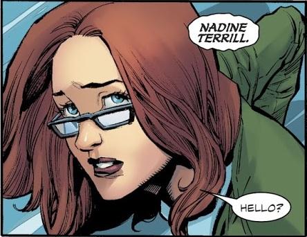Nadine Terrill (Prime Earth)