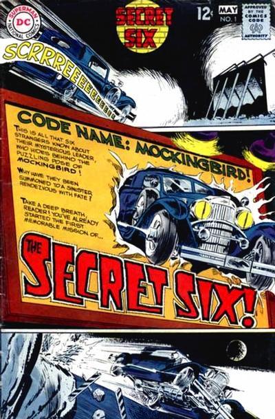 Secret Six Vol 1 1