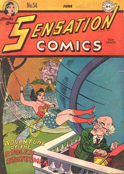 Sensation Comics Vol 1 54