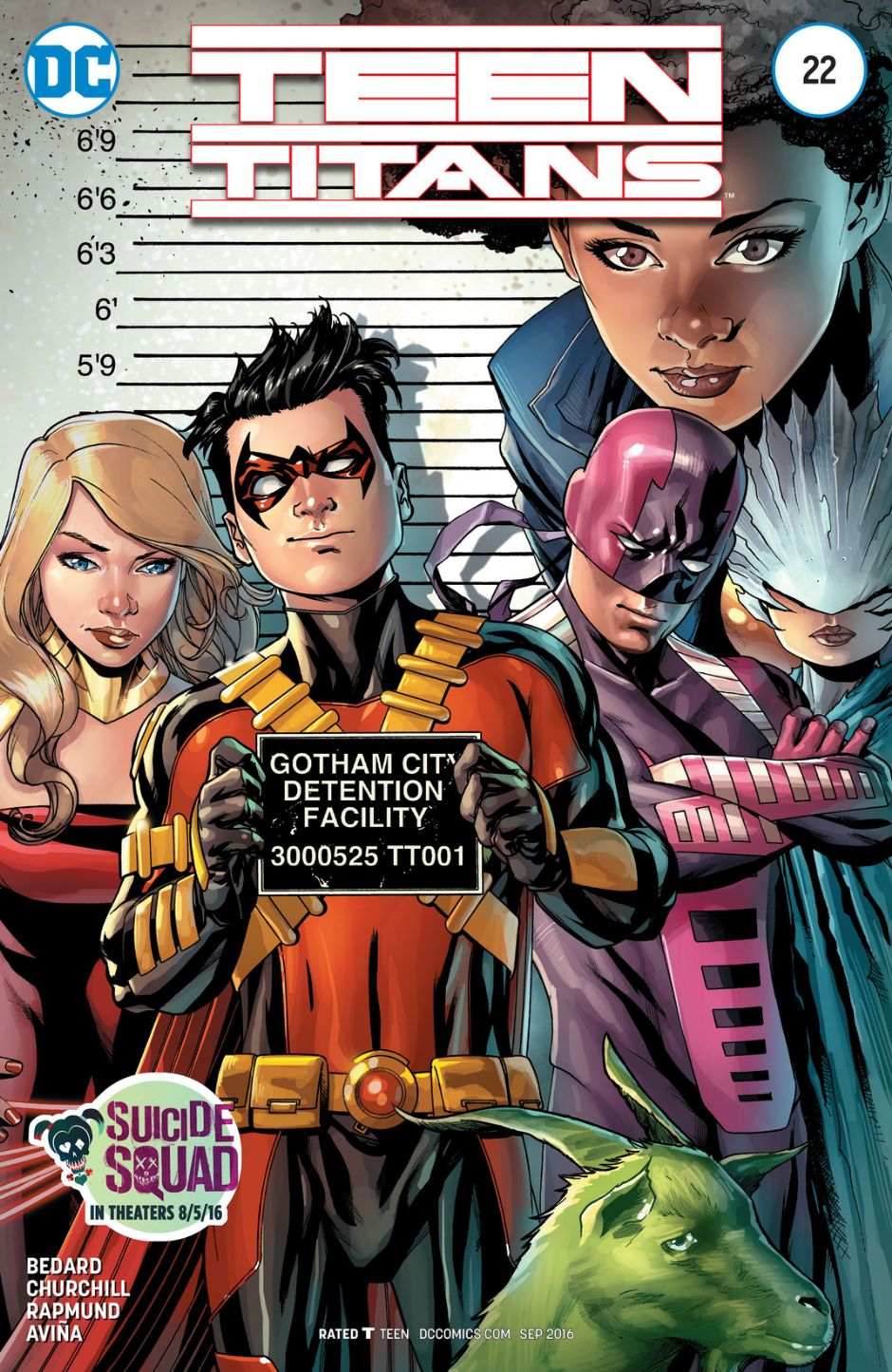 Teen Titans Vol 5 22