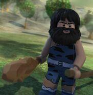 Vandal Savage Lego DC Heroes 0001