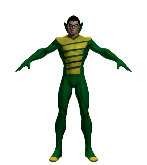 Mark Mardon (DC Universe Online)