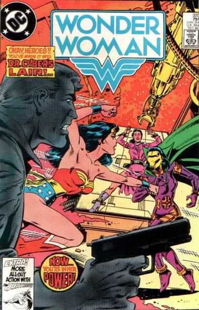 Wonder Woman Vol 1 320
