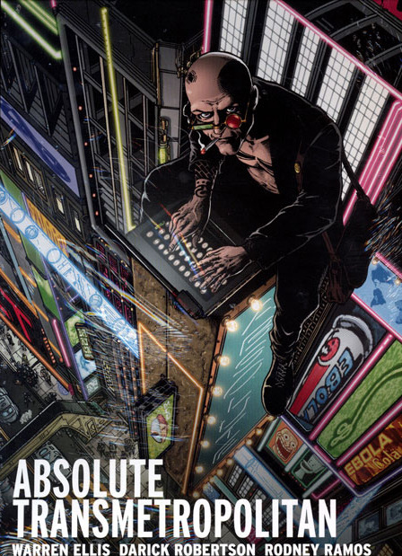 Absolute Transmetropolitan Vol. 1 (Collected)