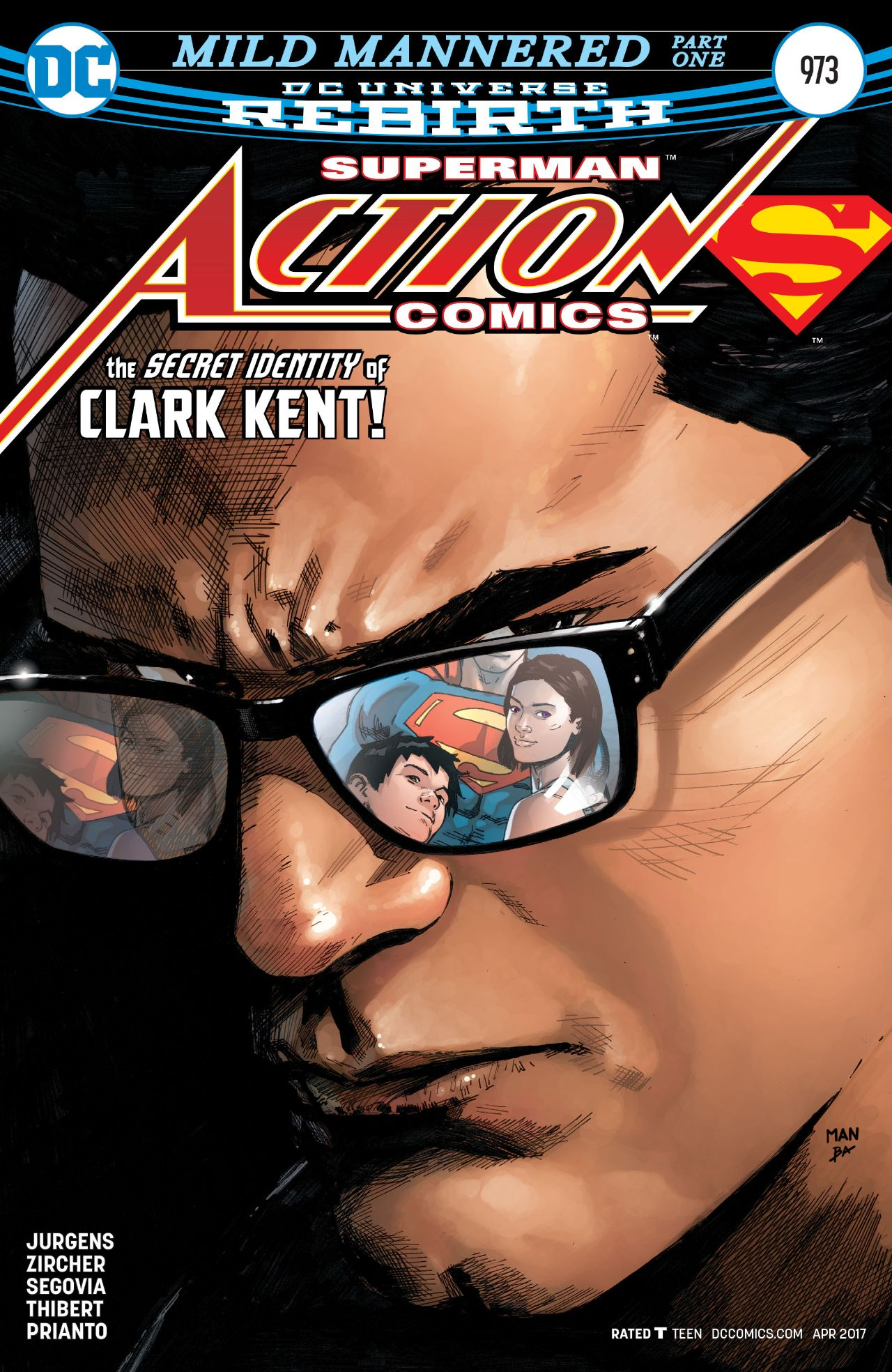 Action Comics Vol 1 973