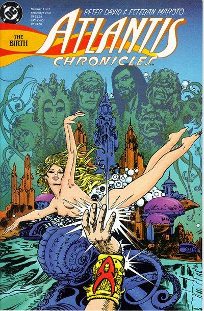 Atlantis Chronicles Vol 1 7