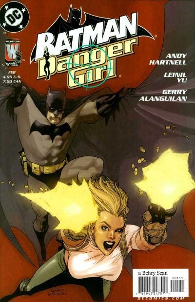 Batman/Danger Girl Vol 1 1