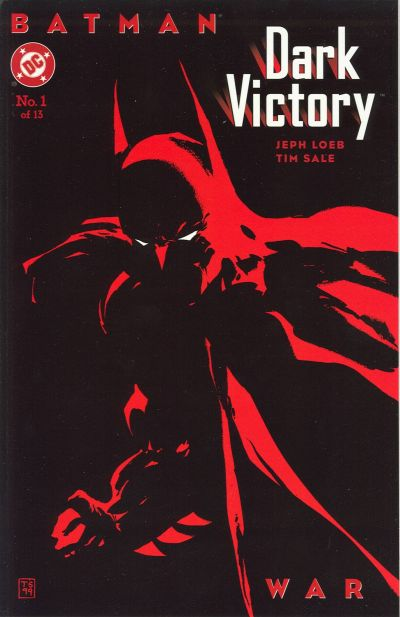 Batman: Dark Victory Vol 1 1
