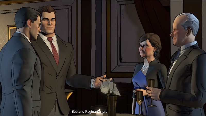 Regina Zellerbach (Batman: The Telltale Series)