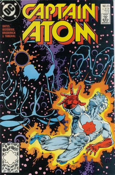 Captain Atom Vol 2 23